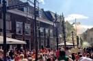 Koninginnedag Haarlem Klokhuisplein
