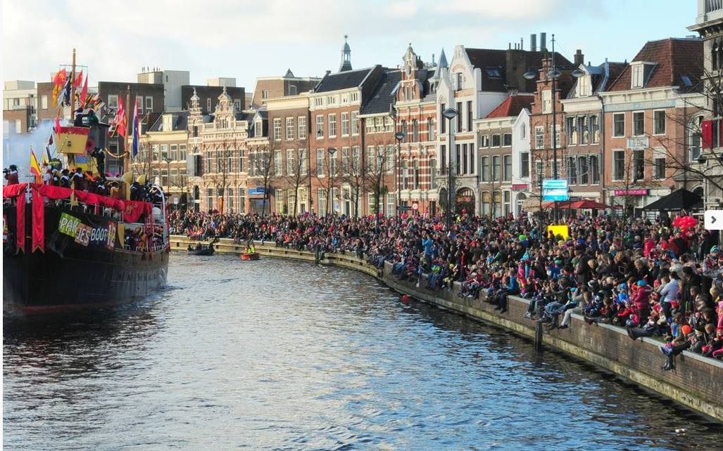 Sinterklaasintocht Haarlem