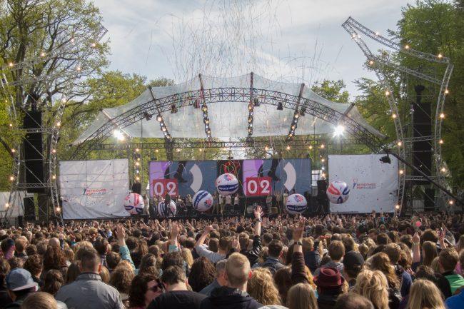 Bevrijdingspop Haarlem 2016