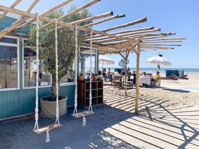Strandtent Zandvoort