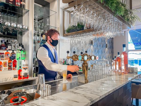 Restaurant Moustique Haarlem
