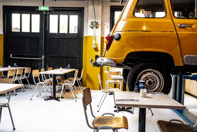 Roast Bistro Bar Turfmarkt Haarlem