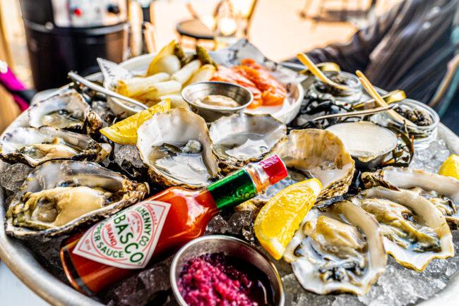Seafood Sunday Monk Haarlem