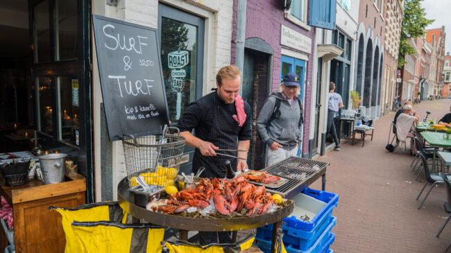 Surf en Turfmarkt Haarlem