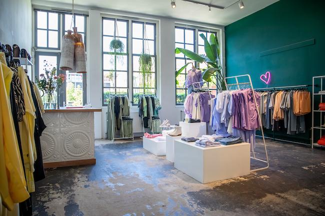 Shoppen Haarlem