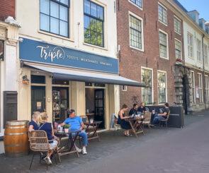 Triple Tostibar en milkshakes Haarlem