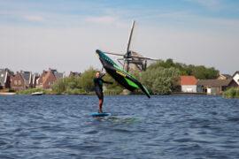 Wingfoilen Haarlem