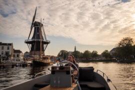 Boot huren Haarlem