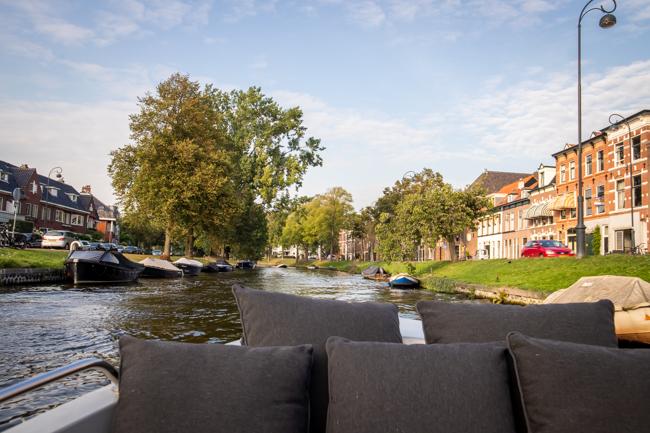 Bootverhuur Haarlem