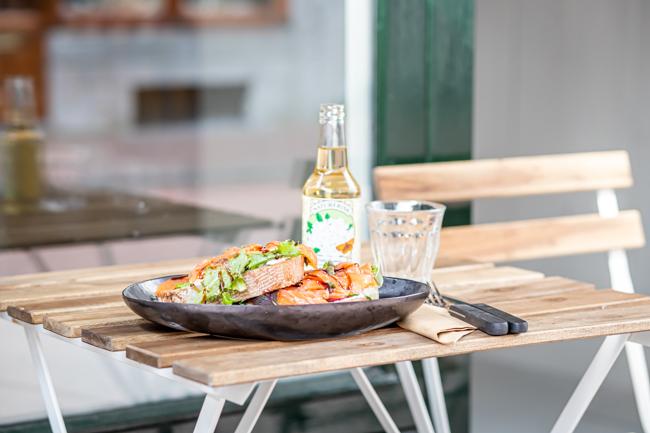 Lunch Koningstraat