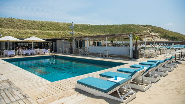 Bernie's Beach Club Zandvoort 08