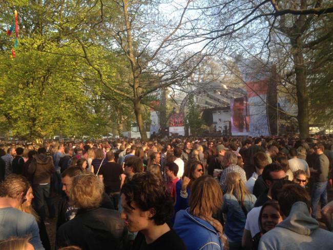 Bevrijdingspop-Haarlem-2014