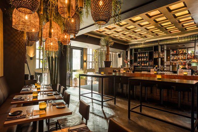 7x Klassiek Interieur : Bistro bar indonesia klassiek en verrassend tegelijk haarlem