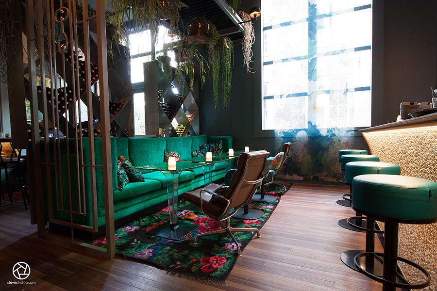 Boutiquehotel Staats: slapen, eten en drinken in stijl