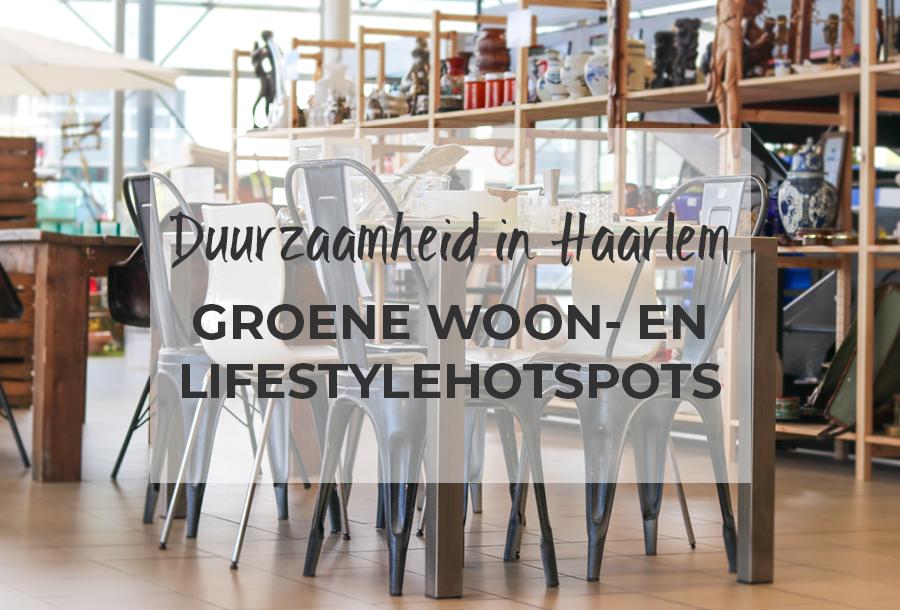 Duurzaamheid in Haarlem: de tofste, groene woon- en lifestylehotspots