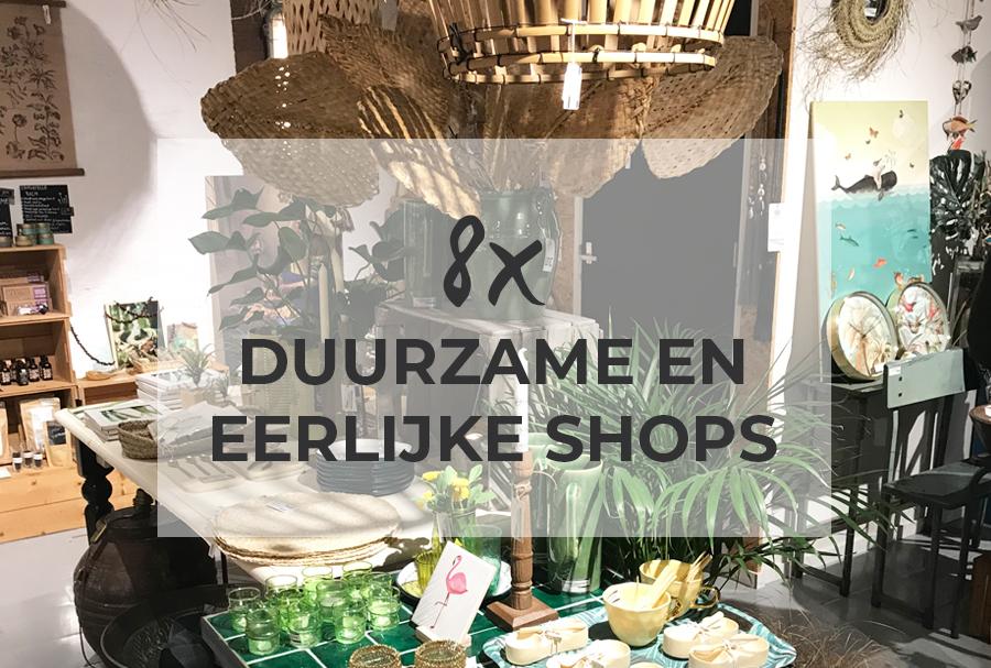 8x Duurzame en eerlijke shops in Haarlem