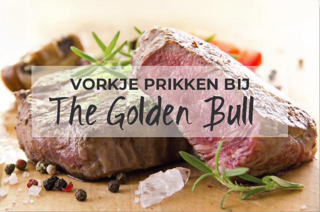Vorkje prikken bij… The Golden Bull