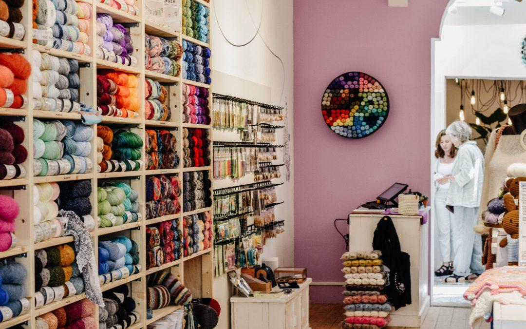Happy Crafts: dé winkel voor Haarlemse creatievelingen