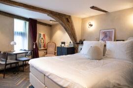 Hotelkamer Hotel Frenchie Haarlem