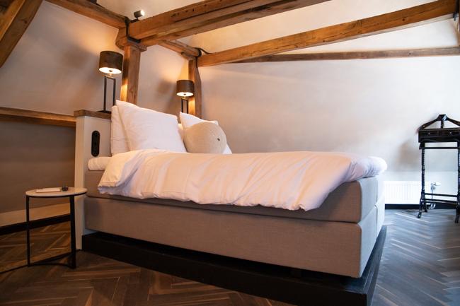 Zolder suite Hotel Frenchie Haarlem