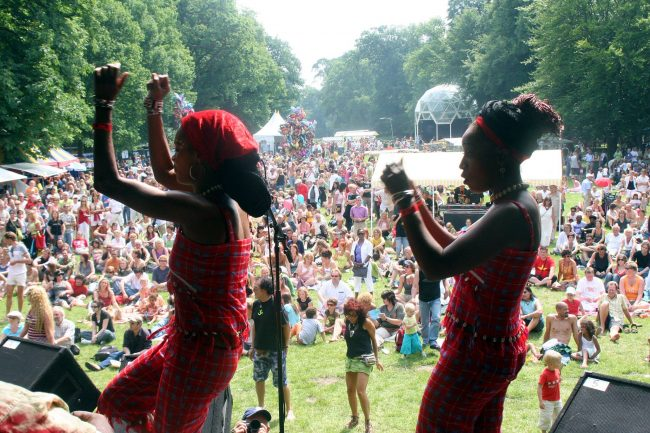 Houtfestival Haarlem