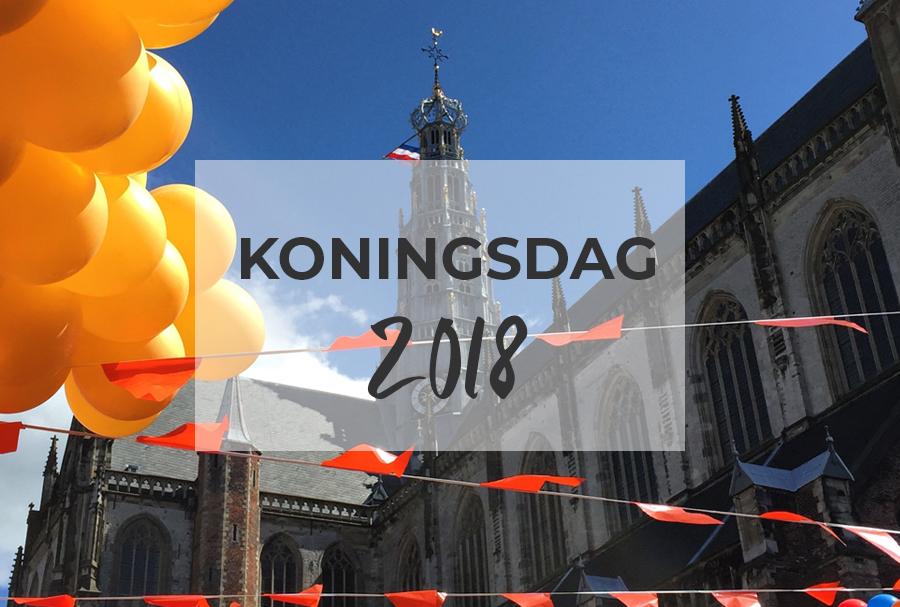 Koningsdag in Haarlem