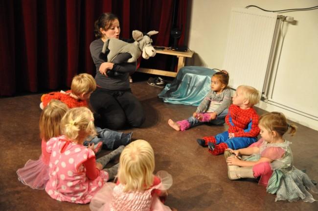 Kindertheater de Toverknol