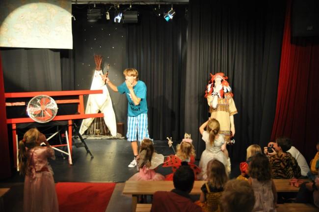 Kindertheater de Toverknol Haarlem 2