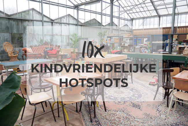 10x kindvriendelijke plekken om af te spreken Haarlem City
