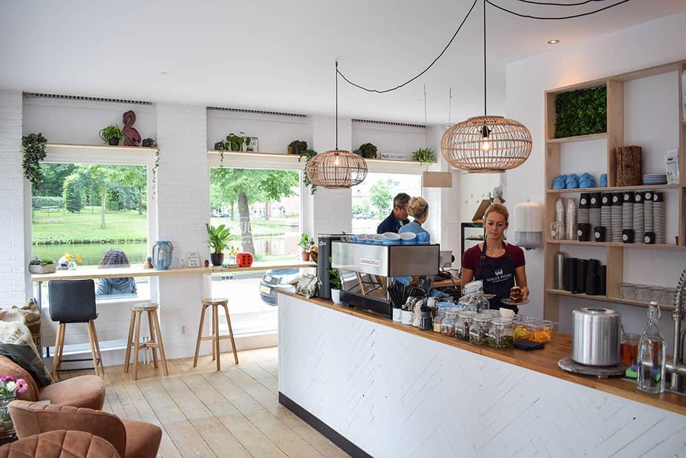 Koffieduss, Knippenduss, en Beautyduss: ontspanning in Kleverpark