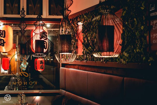 Fusion Design Keuken : Konomi restaurant met een japans fusion keuken haarlem city