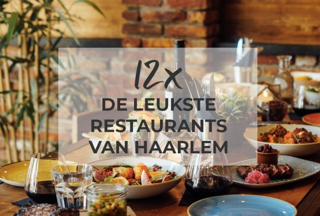Restaurant Haarlem - Samen Uit Eten Gaan