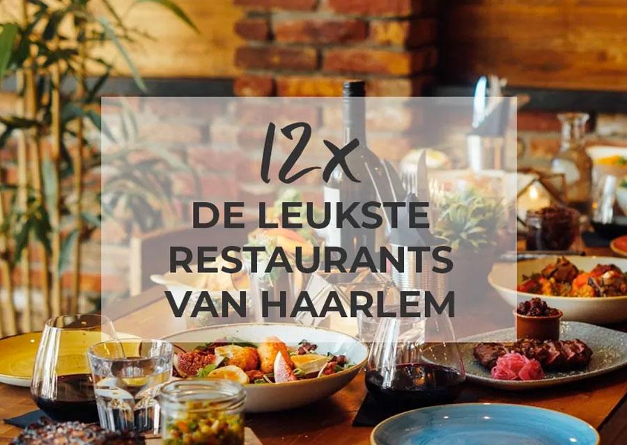 Leukste restaurants Haarlem