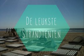 Leukste strandtenten Zandvoort Bloemendaal
