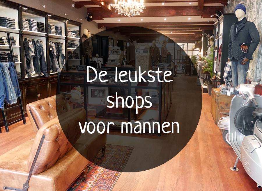 Leukste winkels mannen