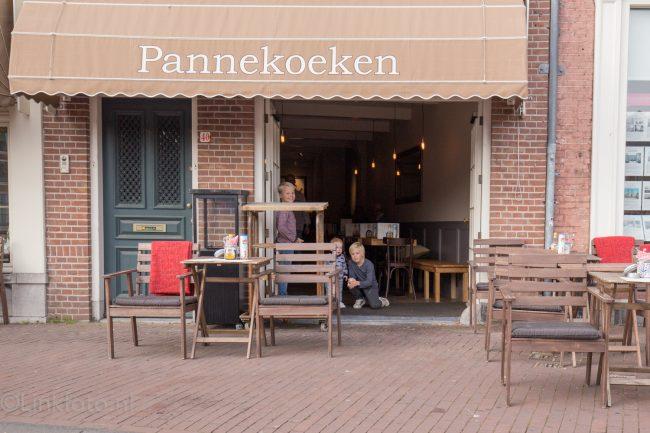 Pannenkoekenrestaurant haarlem