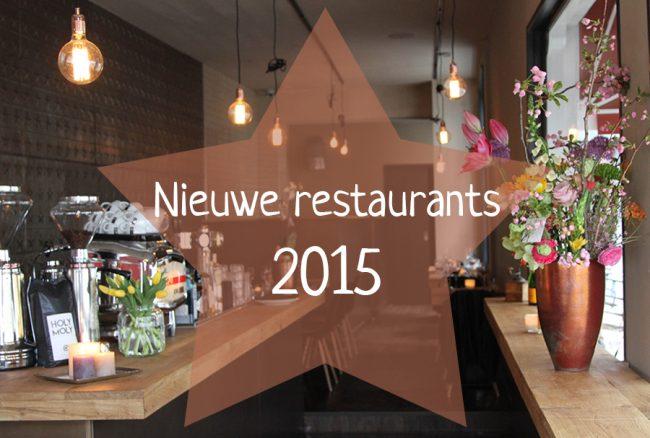 Nieuwe-restaurants