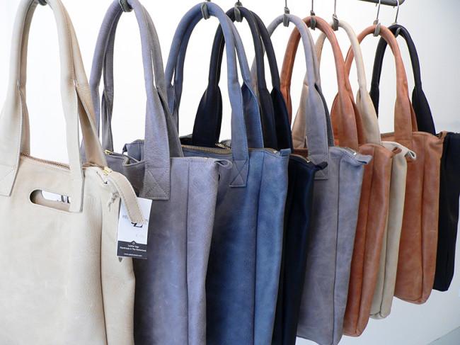 Zelfgemaakte Stoffen Tassen : Pieterszoon handgemaakte leren tassen haarlem city