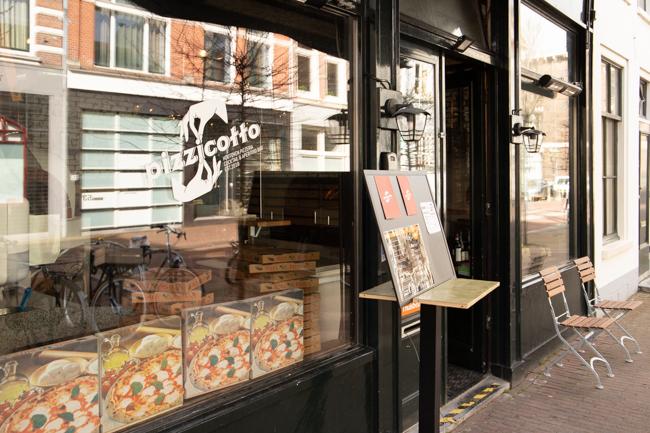 Pizzeria Pizzicotto Jansstraat
