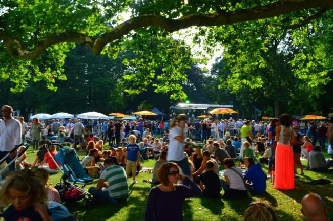 Proefpark Haarlem 1