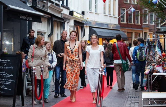 Shoppingnight Haarlem 1