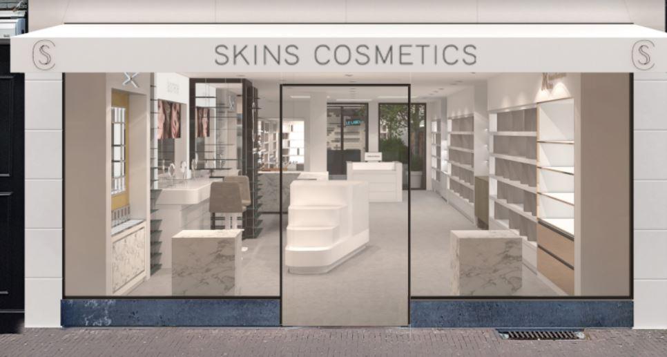 Binnenkort in de Zijlstraat: Skins Cosmetics