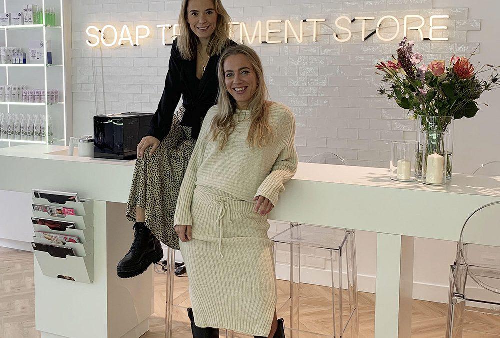 Soap Treatment Store: de nieuwe city spa van Haarlem