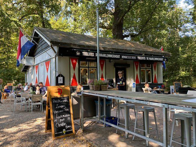 Theehuis De Haarlemmerhout