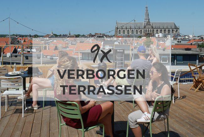 Ultra 9x Verborgen terrassen - Haarlem City Blog OK61