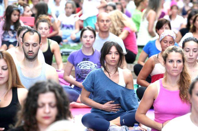 yogafestival haarlem